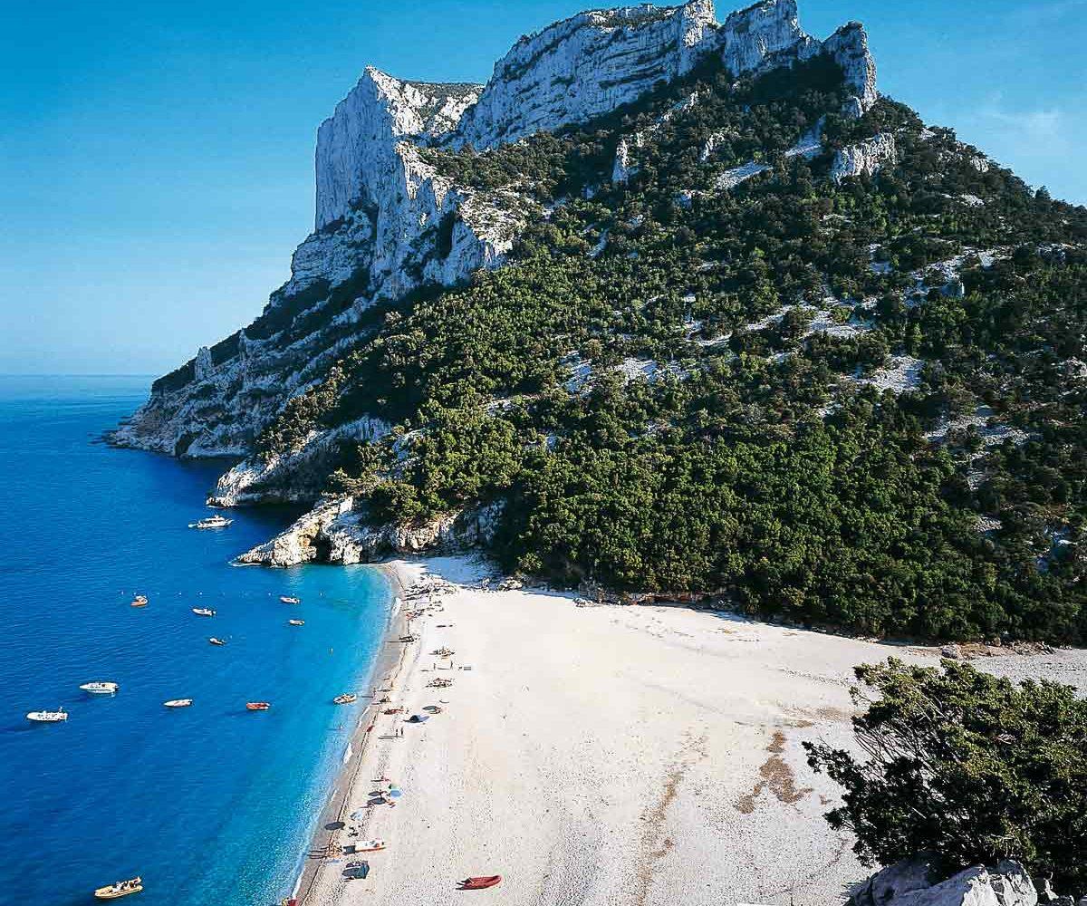 Trekking a Cala Sisine Cala Gonone DOLMEN Boat Rental