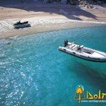 Cala Gonone Dinghy for rent