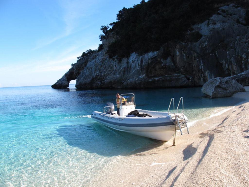 Exkursion Cala Gonone Golf von Orosei Sardinien
